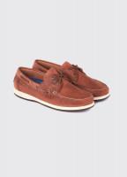 Sailmaker X LT Deck Shoe - Chestnut