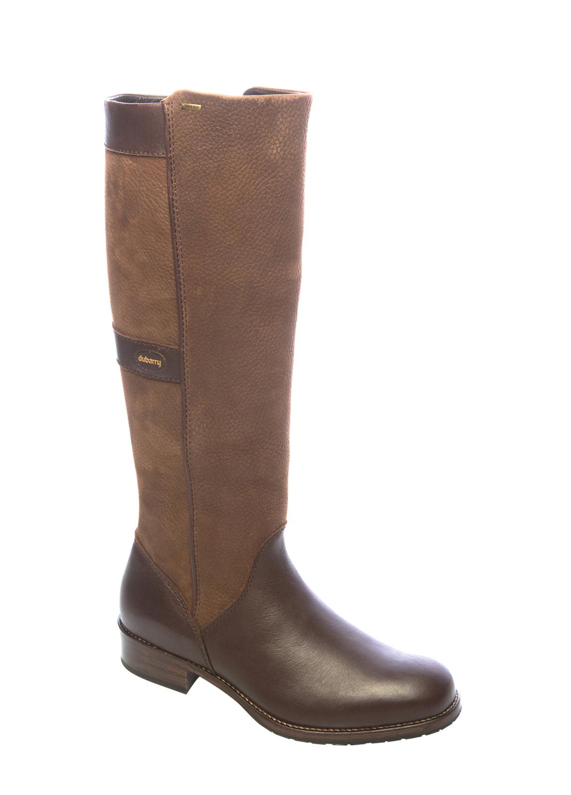 Dubarry_ Fermoy Boot - Walnut_Image_1