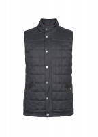 Yeats Quilted Gilet - Navy