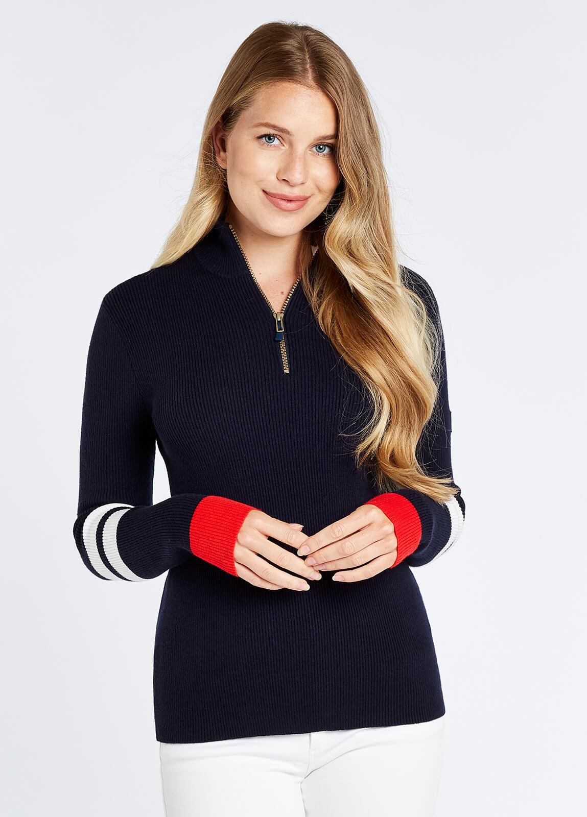 Barleycove Sweater - Navy