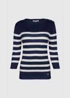 Kilcar Sweater - Navy
