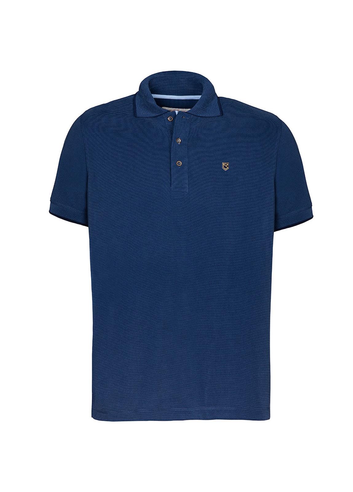 Glengarrif Polo Shirt - Navy