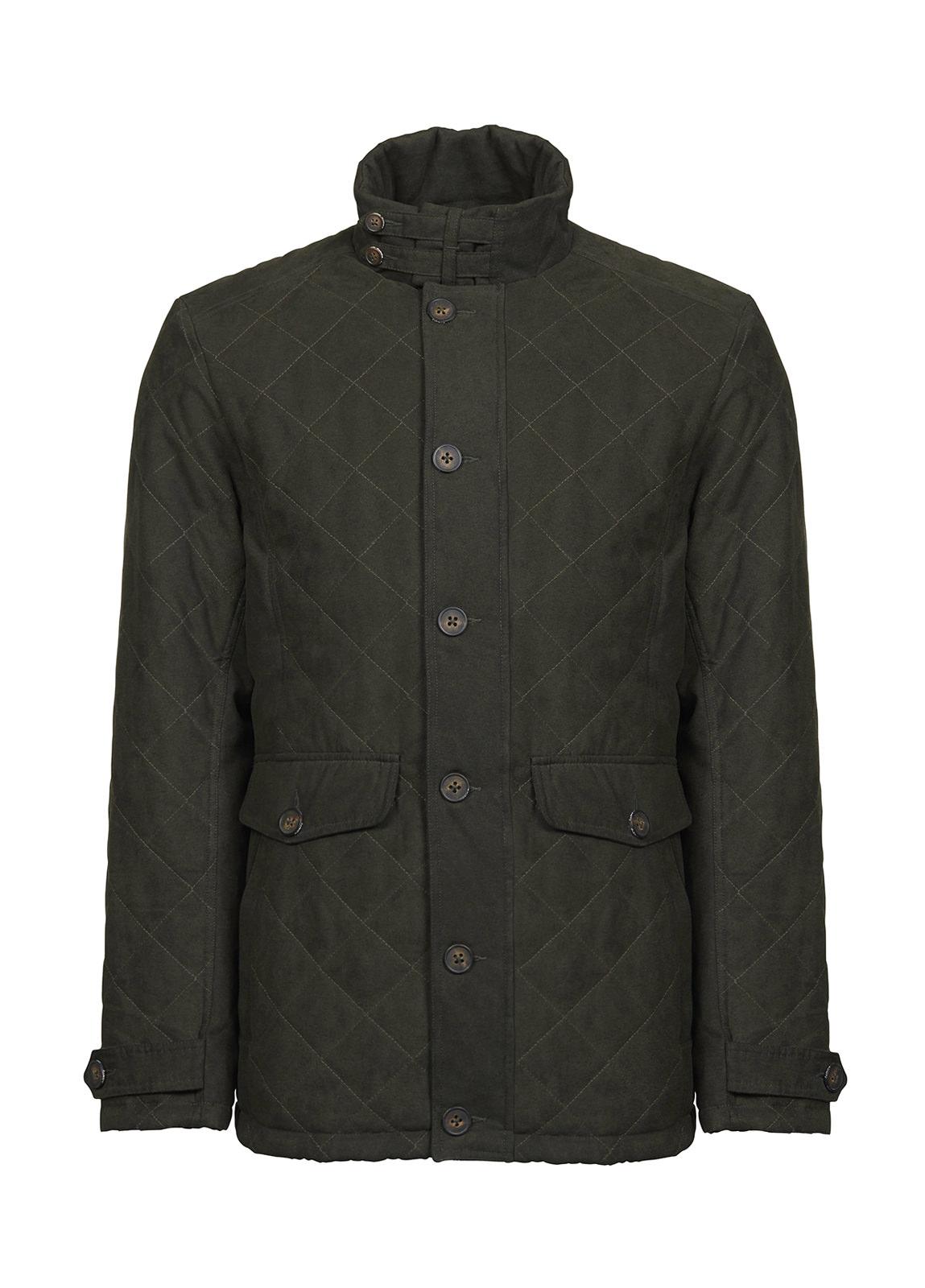Dubarry_ Donovan Men's Jacket - Verdigris_Image_2