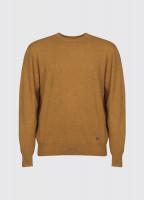 Maguire Men's Sweater - Mustard