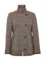 Willow Tweed Jacket - Woodrose