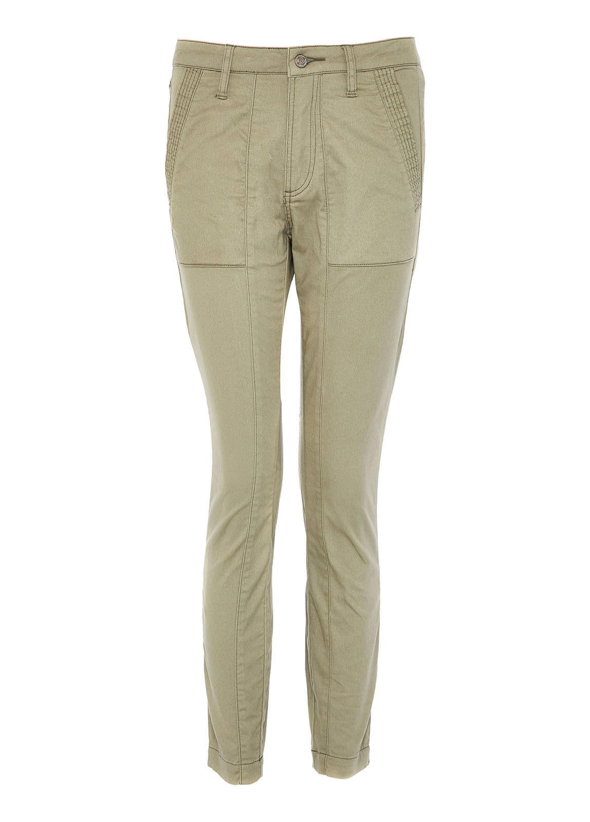Dubarry_ Roscarbery cropped trousers - Tobacco_Image_2