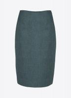 Fern Tweed Skirt - Mist