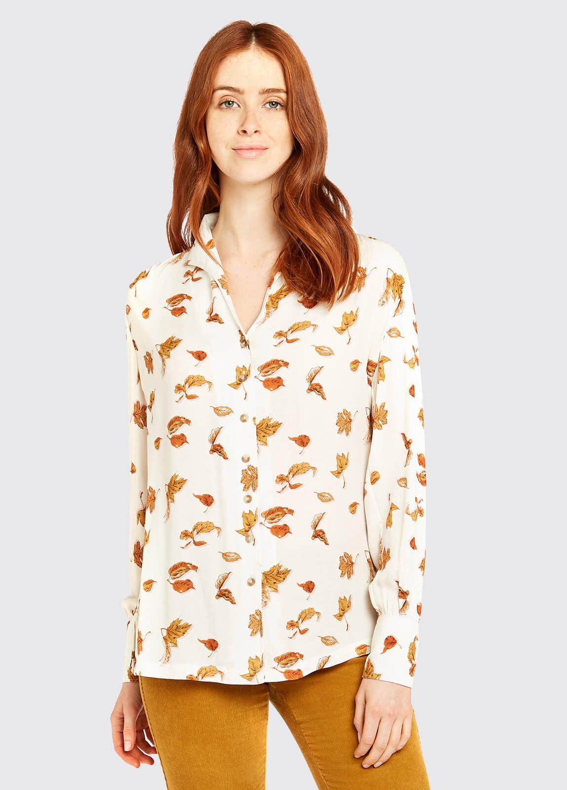 Edelweiss Shirt - Cream