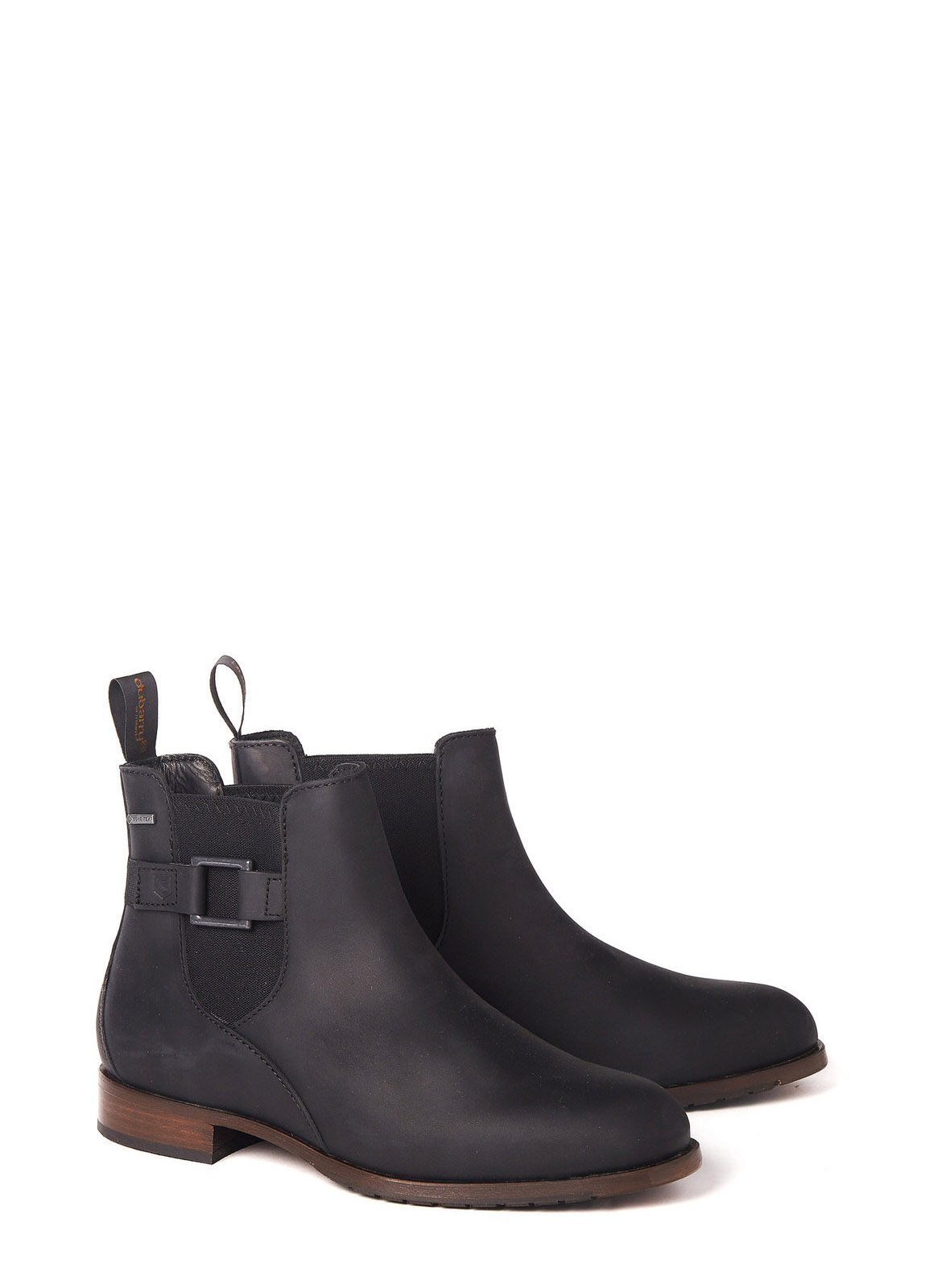 Monaghan Leather Soled Boot - Black