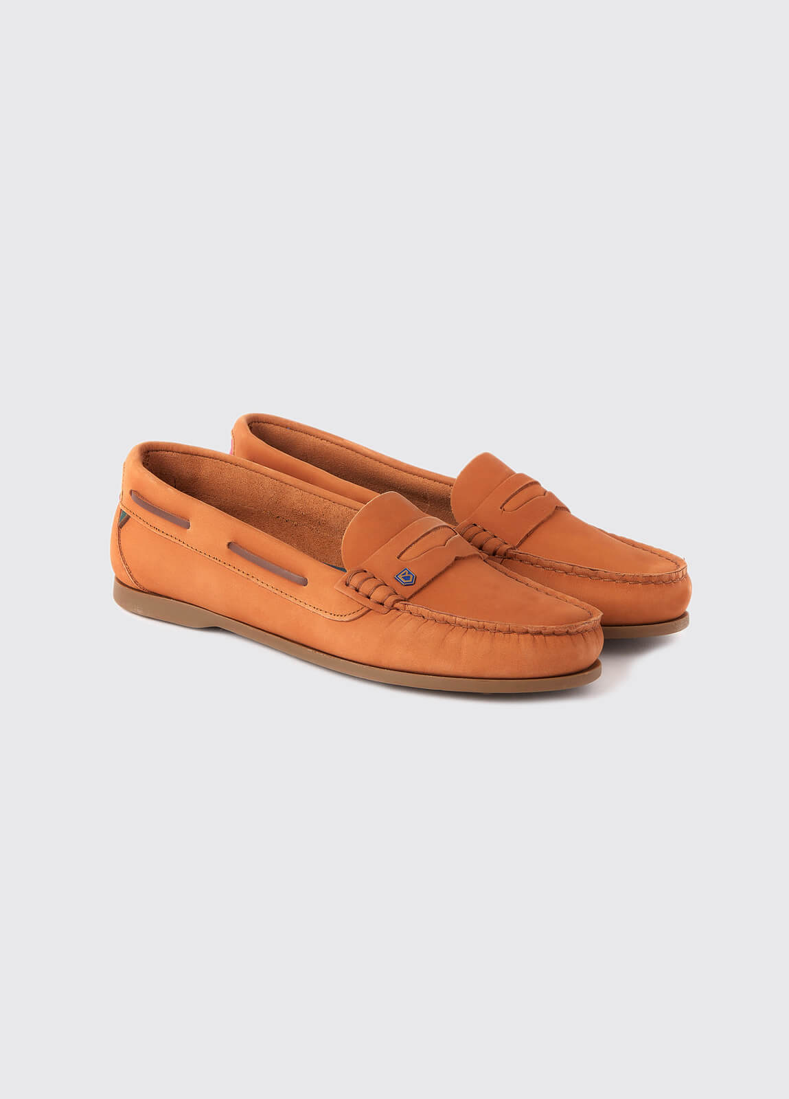 Belize Deck Shoe - Caramel