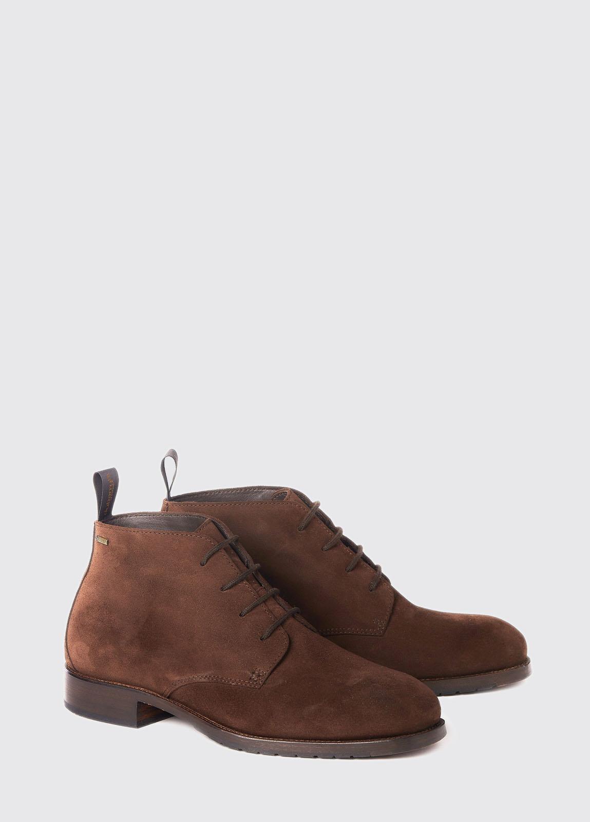 Kilgarvan Lace-up Boot - Cigar