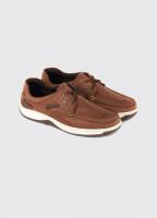 Navigator Deck Shoe - Chestnut