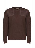 Mulligan Men's Sweater - Chestnut