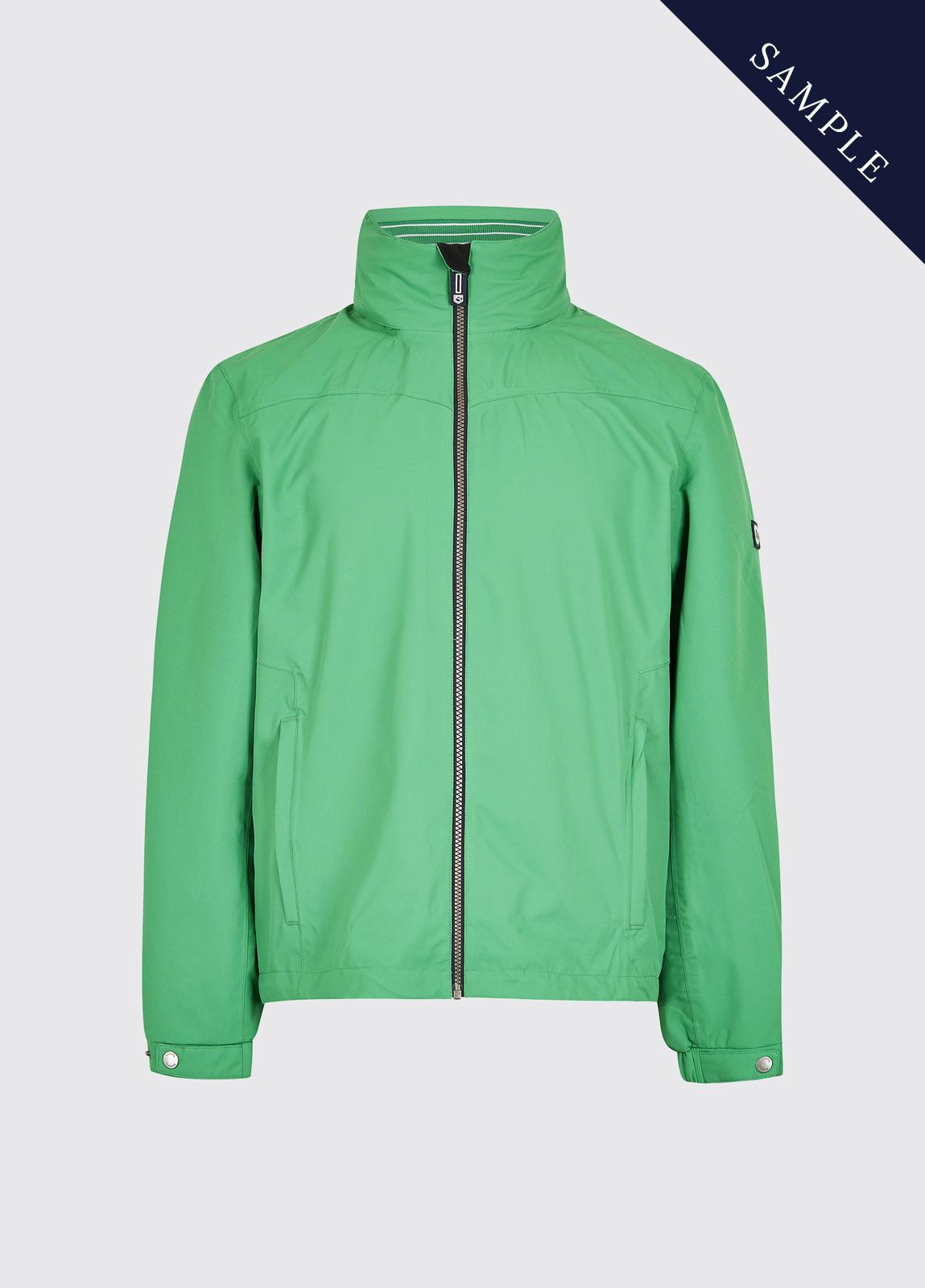 Bundoran Waterproof Jacket - Kelly Green - Size Medium