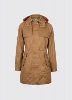Barrington Women's Waterproof Hooded Coat - Autumn