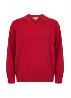 Brennan Men's Knitted Sweater - Mist