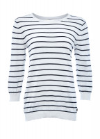 Howth jumper - White