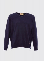 Kilduff V-Neck Sweater - Navy