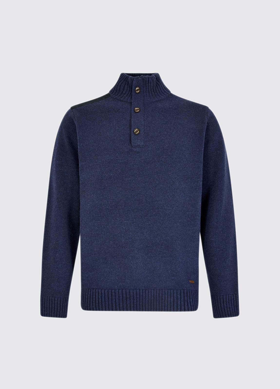 Lambert Sweater - Denim