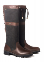 Glanmire Country Boot - Black/Brown
