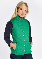 Ballycoe Gilet - Kelly Green