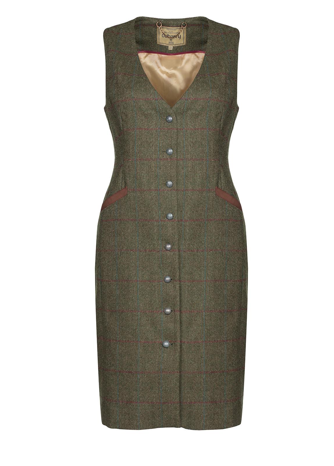 Dubarry_ Larkhill Tweed dress - Moss_Image_2