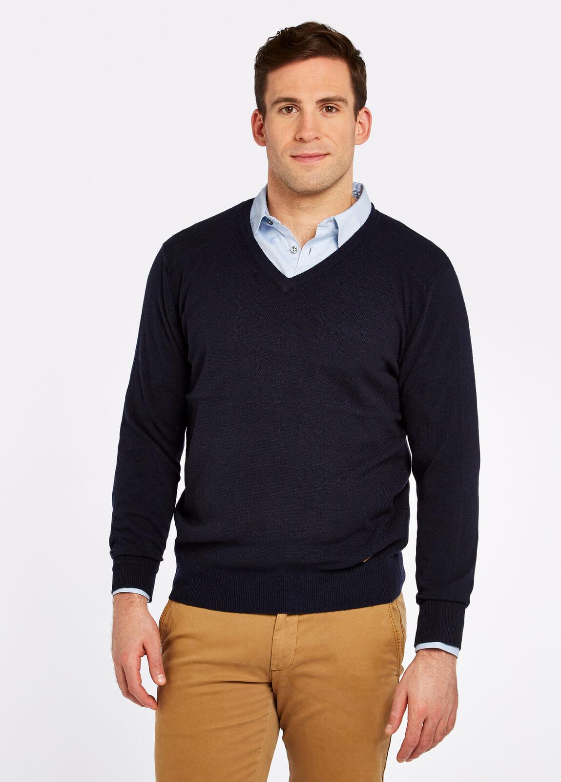 Lynch Sweater - Navy
