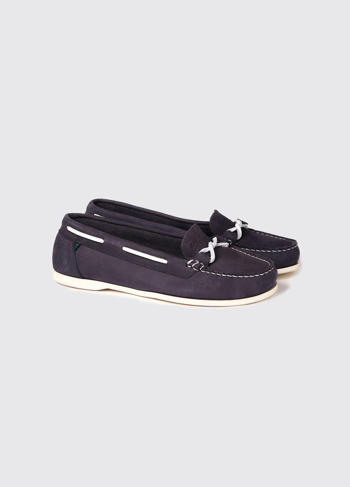 Rhodes Deck Shoe - Denim