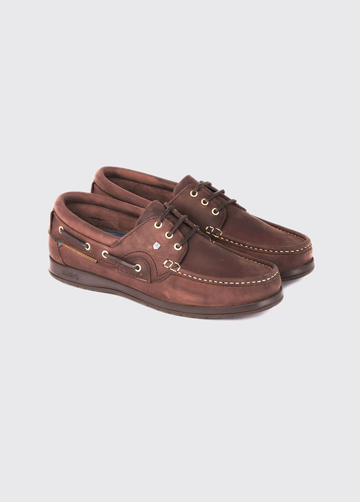 Commodore XLT Deck Shoe - Old Rum