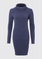 Westport Sweater dress - French Navy