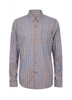 Allenwood Men's Shirt - Brown Multi