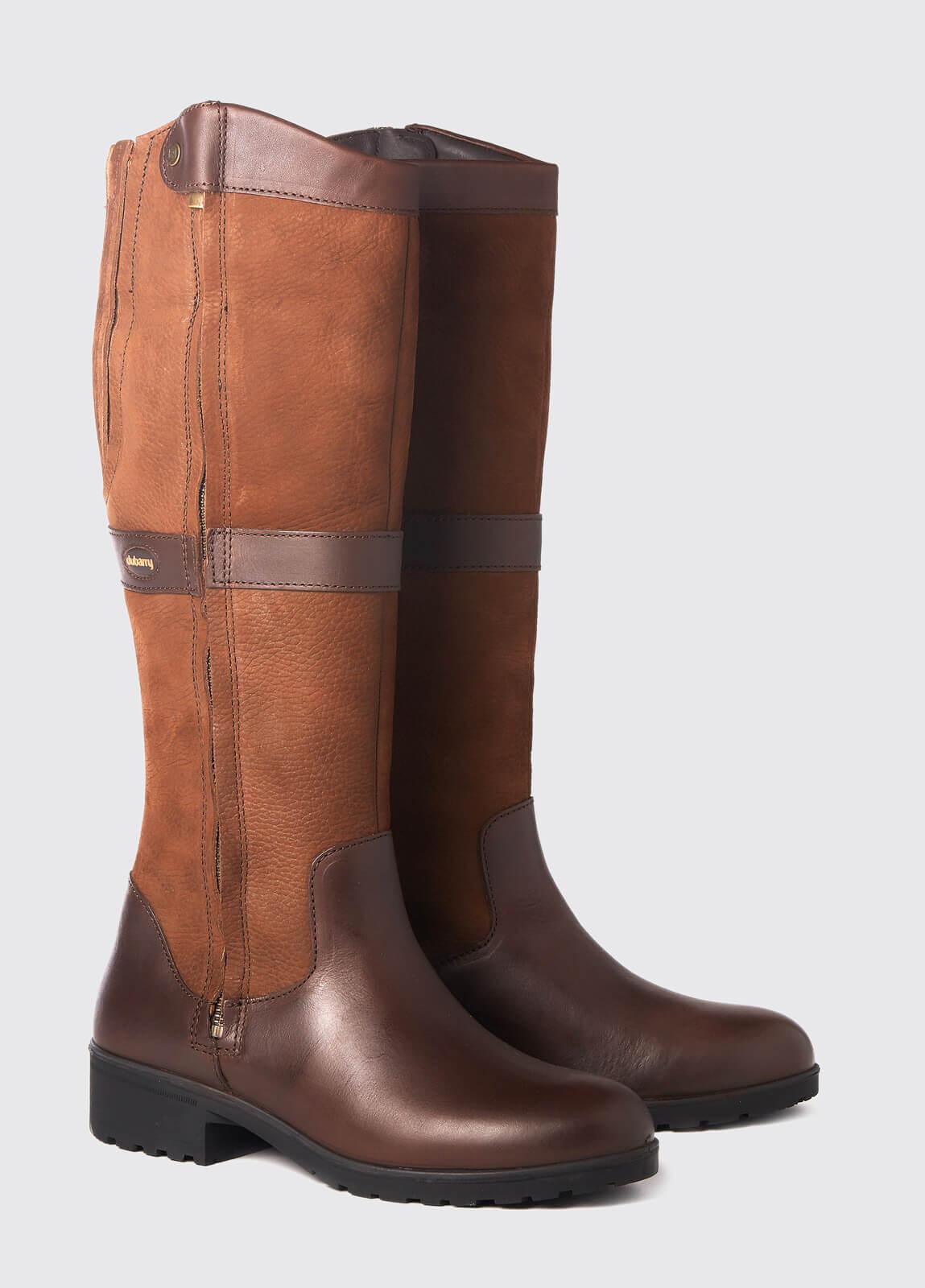 Sligo Country Boot - Walnut