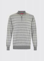 Abbeyville Sweater - Grey Multi