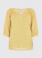 Dahlia Shirt - Sunflower