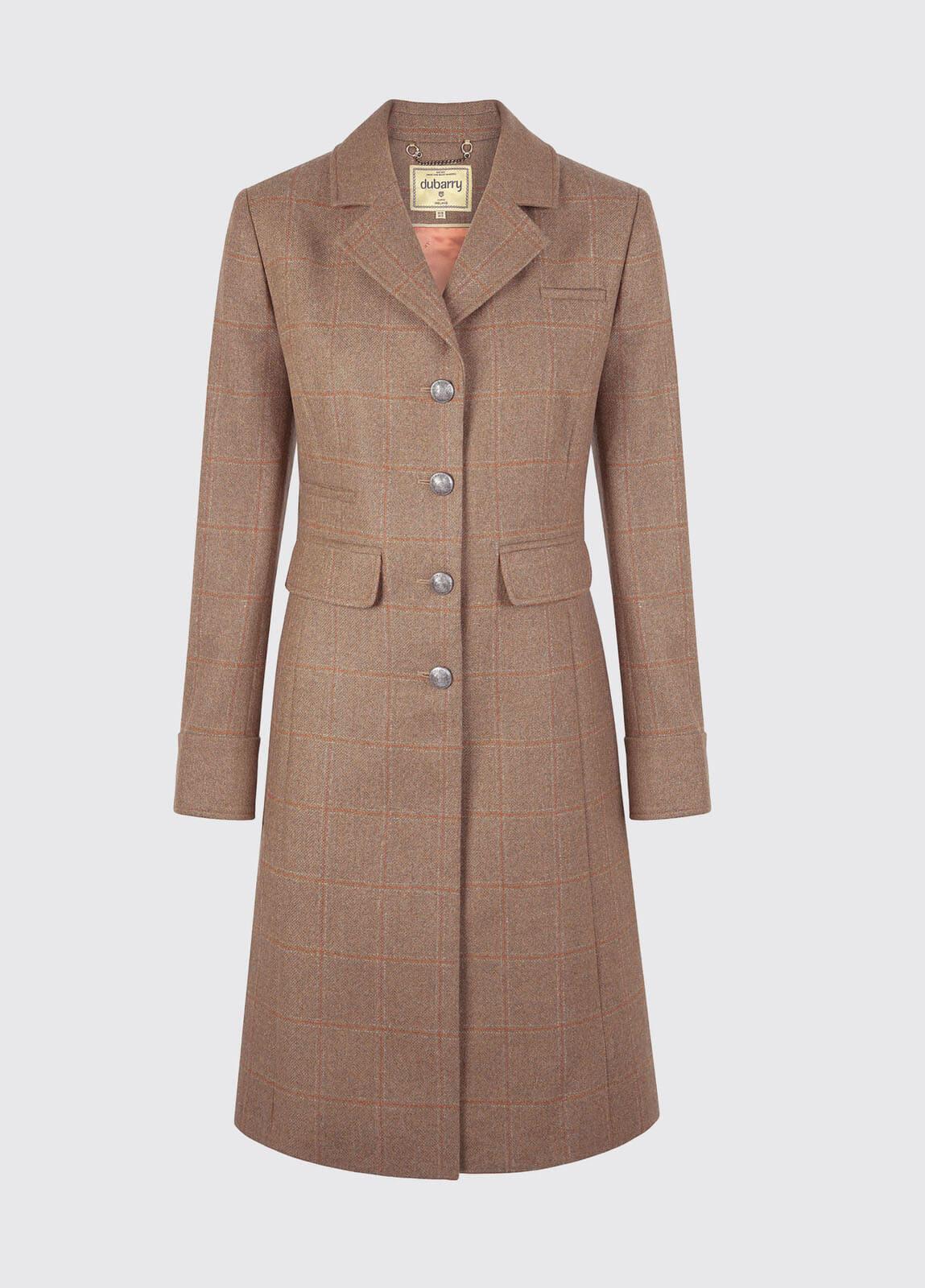 Blackthorn Tweed Jacket - Oak