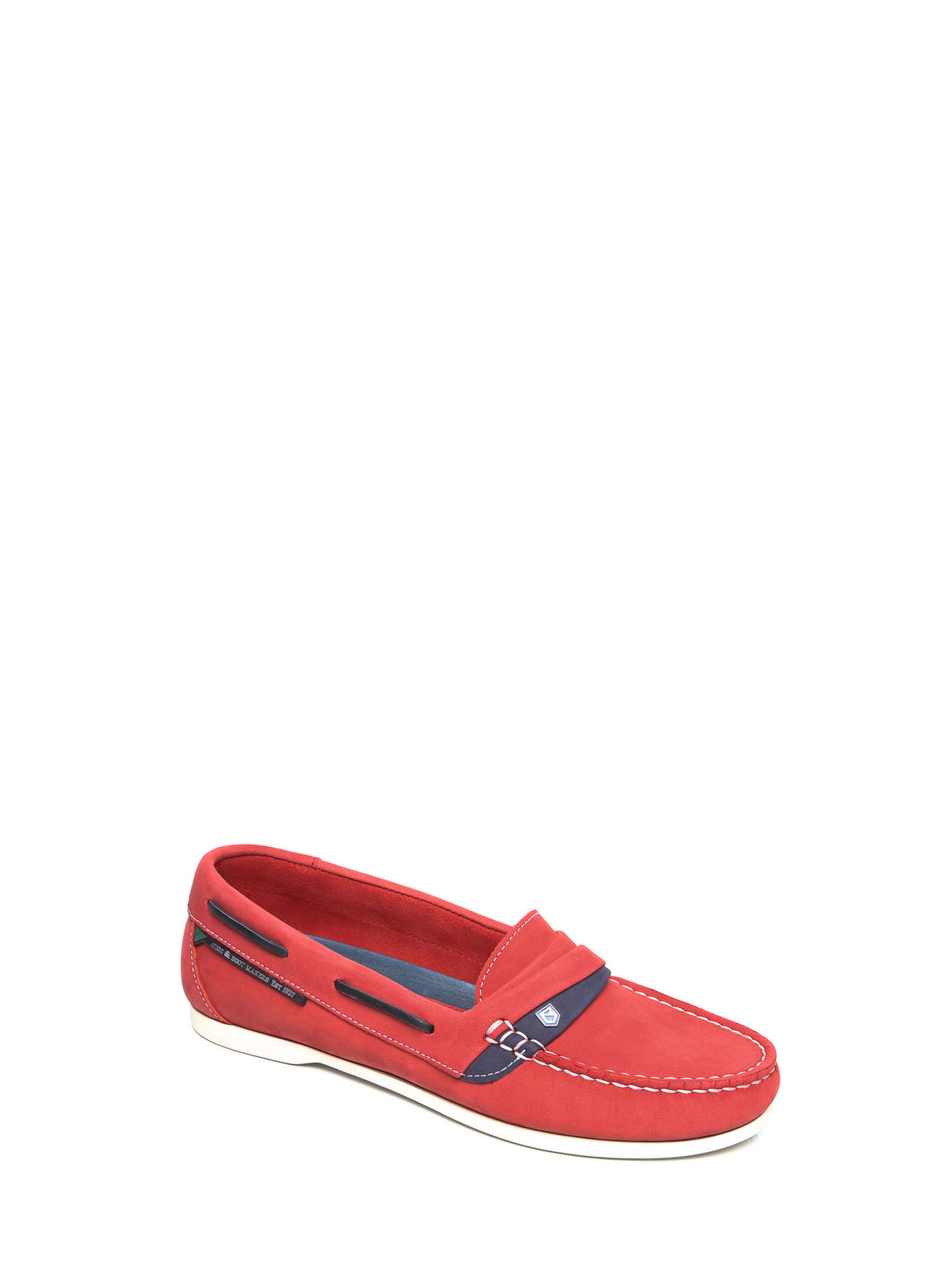 Hawaii Moccasins - Red
