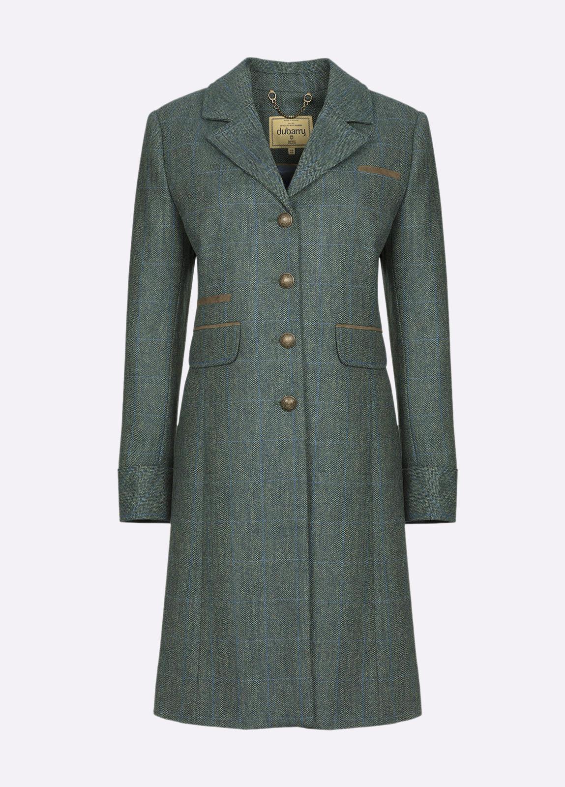 Blackthorn Tweed Jacket - Mist