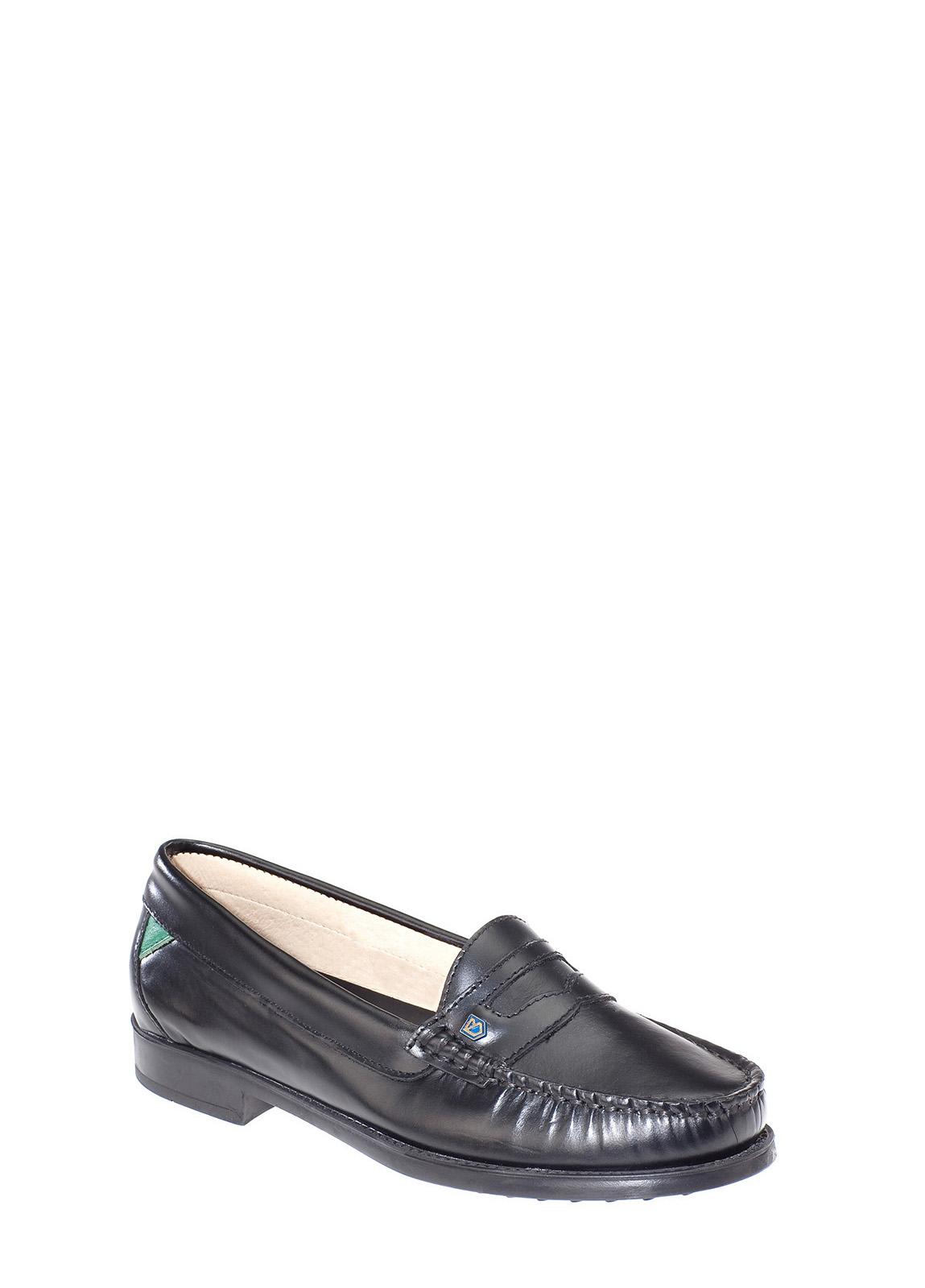 Oxford loafer - Black
