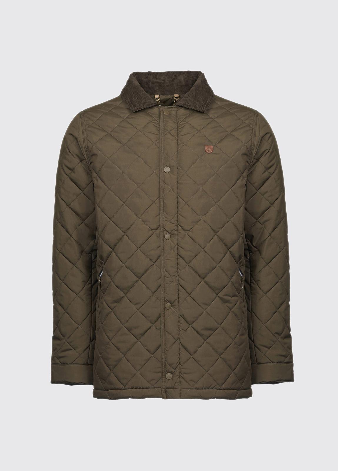 Clonard Men's Jacket - Olive