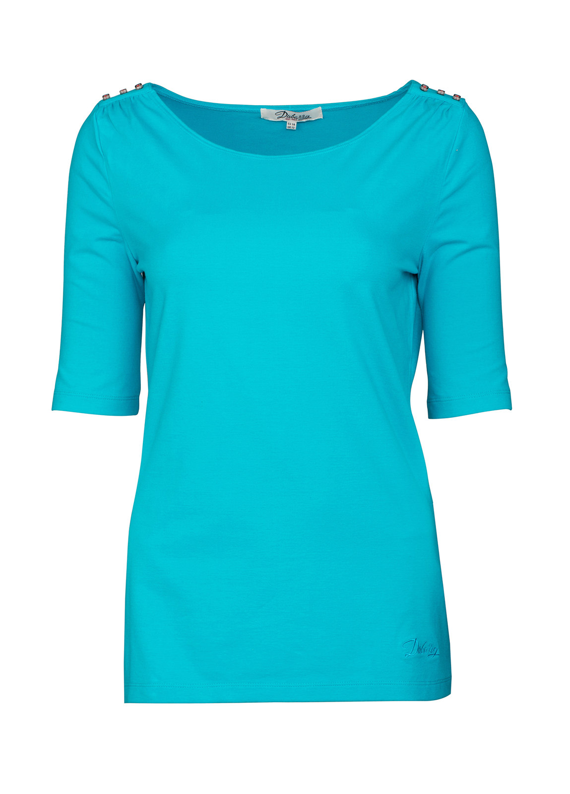 Dubarry_Corofin Ladies Top - Sorrel_Image_2