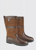 Kildare ExtraFit™ Country Boot - Walnut
