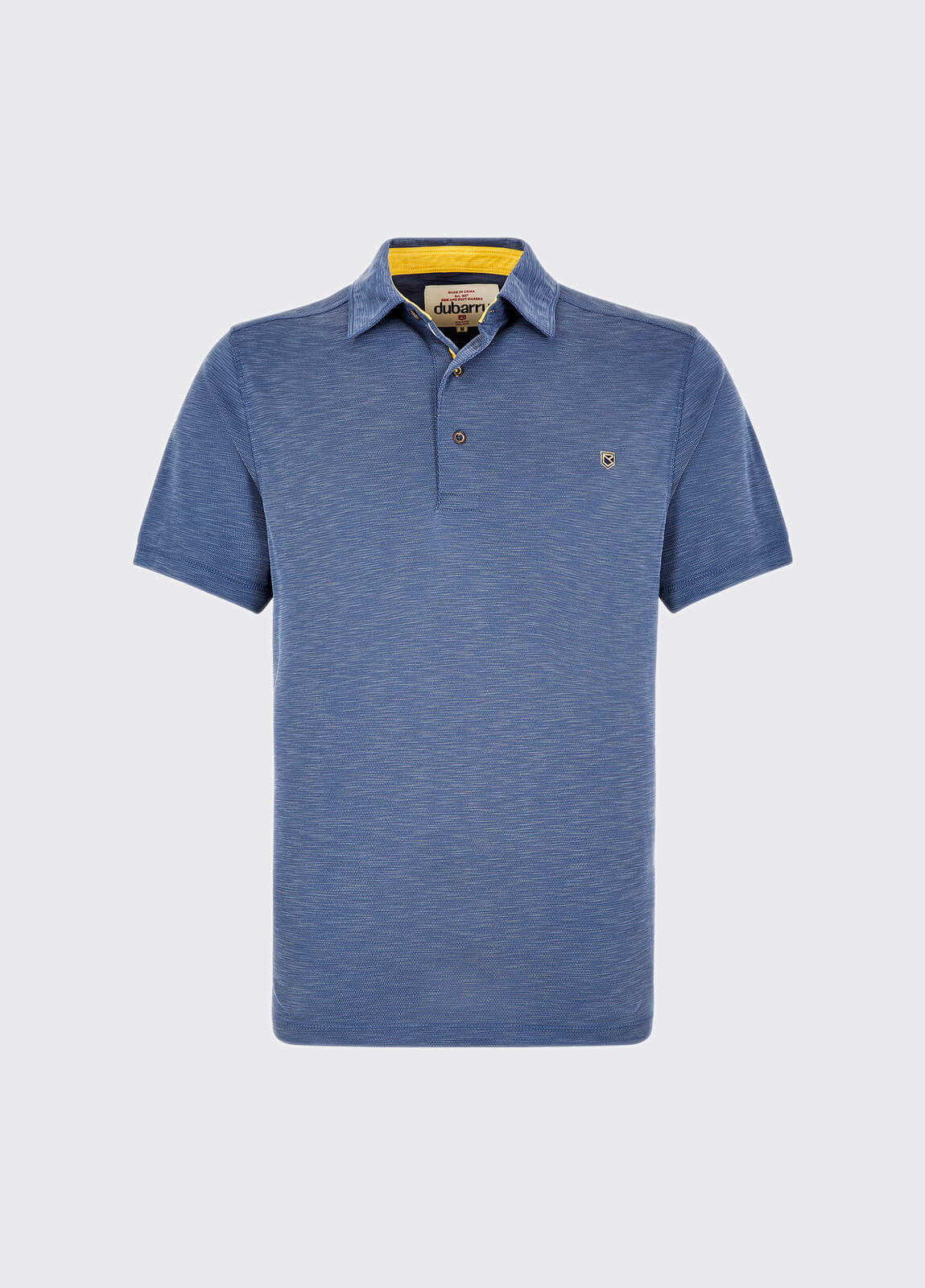 Elphin Polo Shirt - Navy