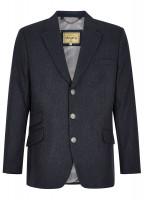 Rockingham Tweed Jacket - Midnight