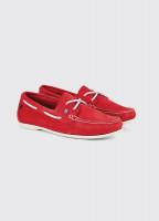 Aruba Deck Shoe - Raspberry