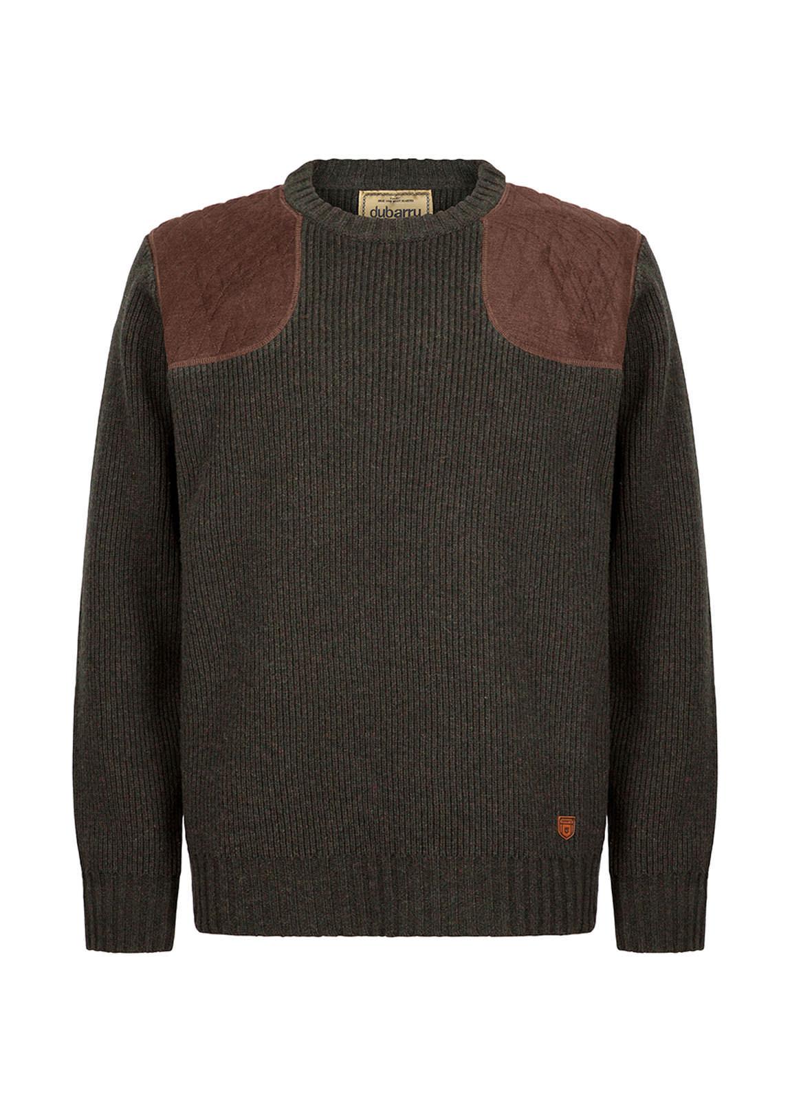 Mulligan Men's Sweater - Olive