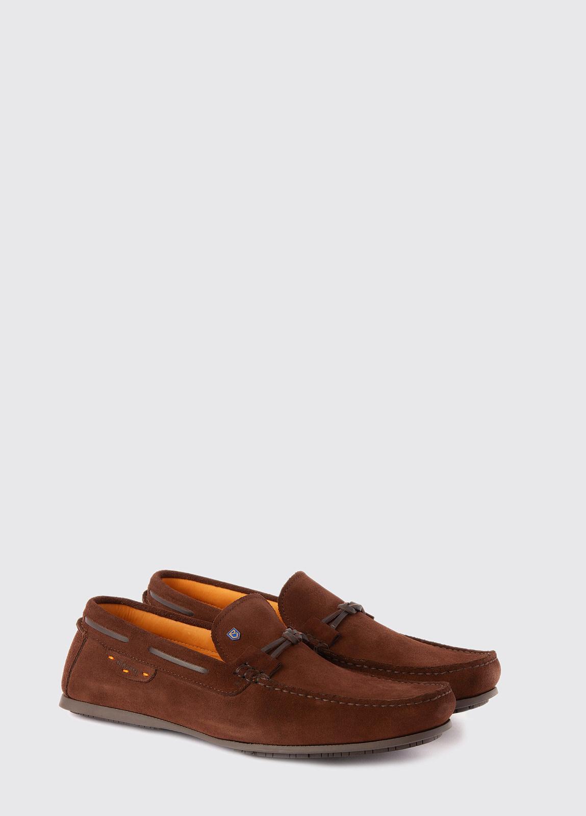 Voyager Deck shoes - Cigar