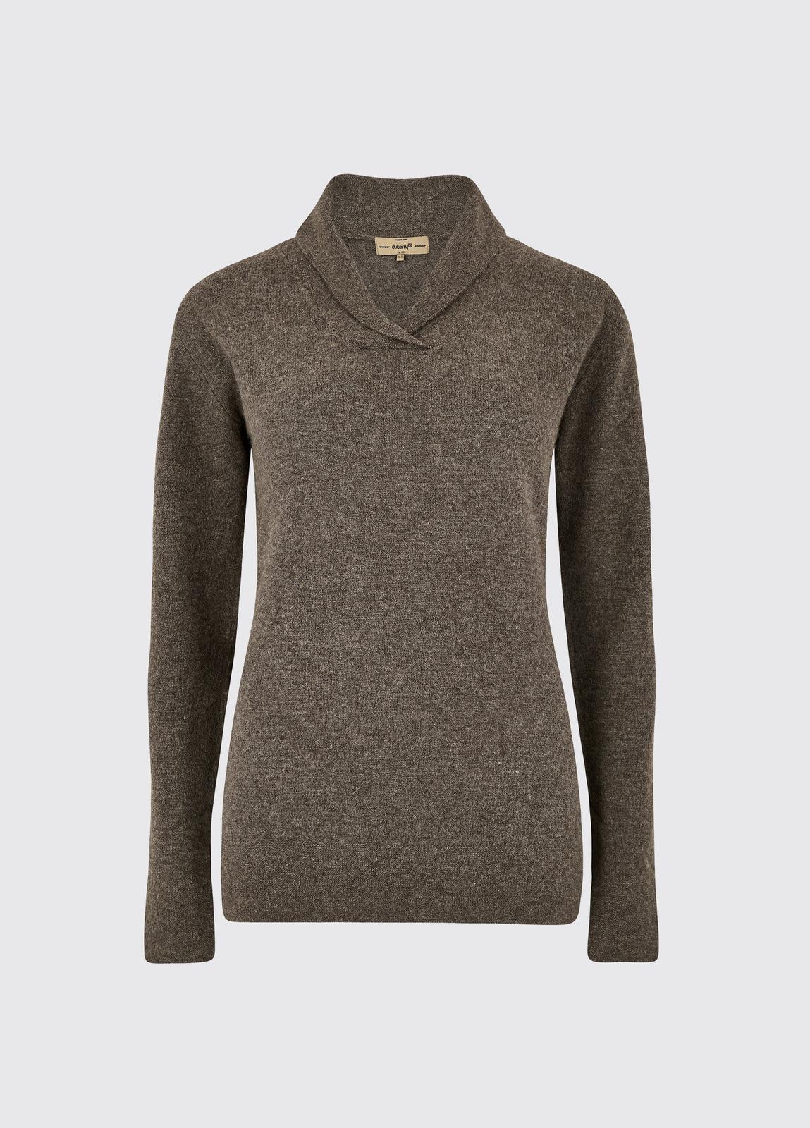 Dunaghmore Sweater - Elk