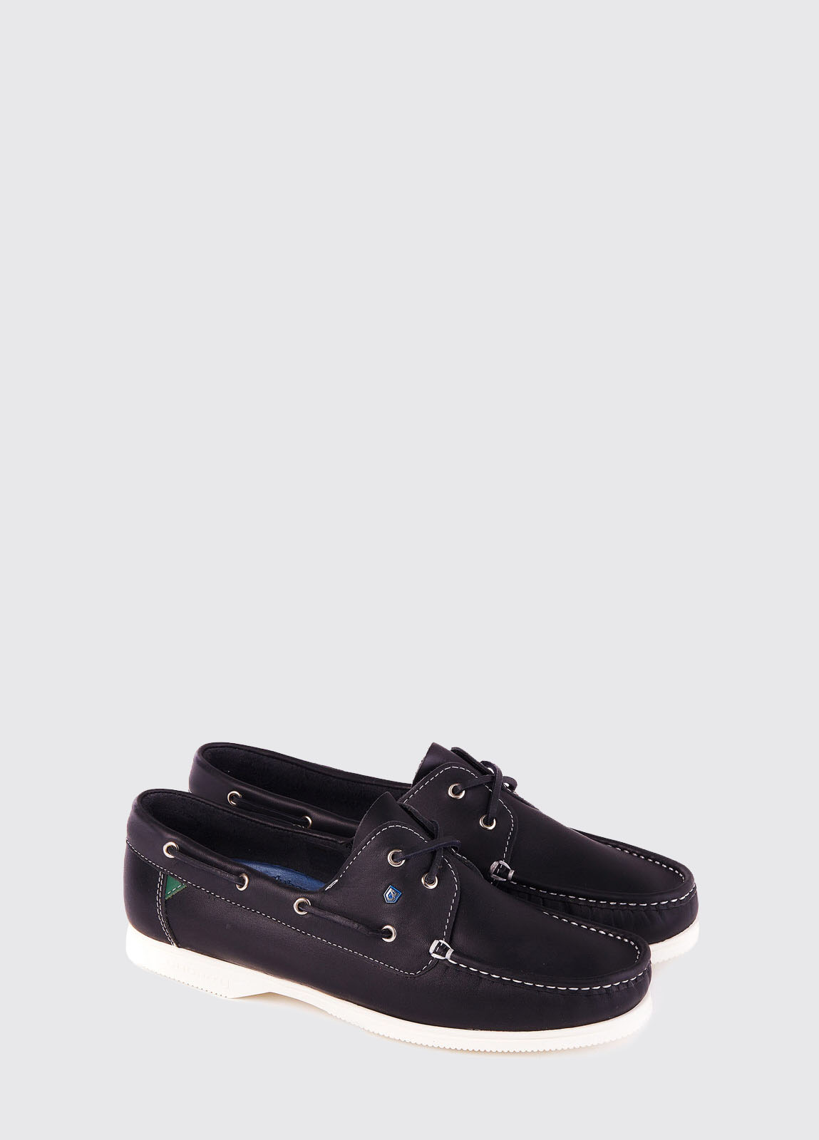 Admirals Deck Shoe - Navy