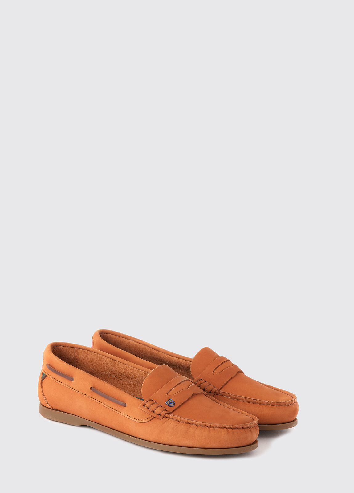 Belize Deck Shoe - Caramel