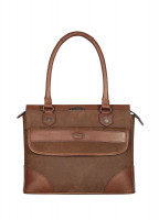 Straffan Shoulder Bag - Walnut